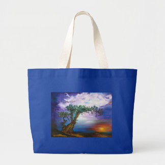 Sunset Tree Bag