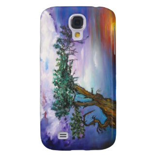 Sunset Tree Iphone Case Galaxy S4 Cases