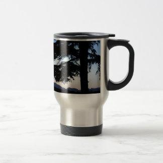 Sunset Tree Mug