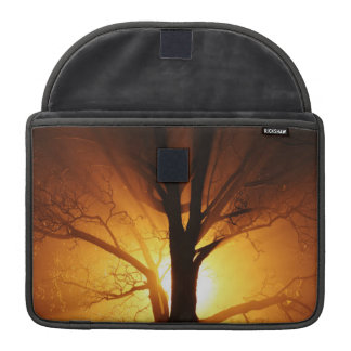 Sunset Tree Sleeve For MacBook Pro
