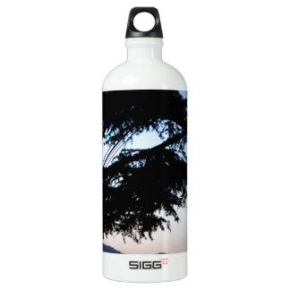 Sunset Tree Water Bottle