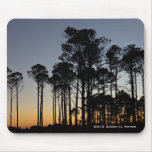 Sunset Trees Mousepads