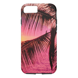 Sunset Tropical Setting Hawaii iPhone 7 Case