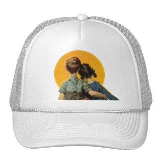Sunset Trucker Hat