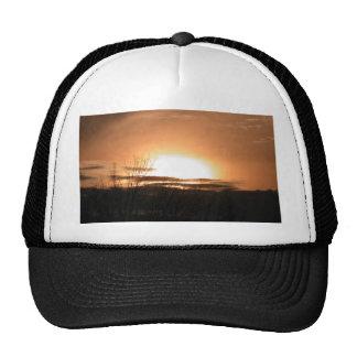 Sunset Trucker Hats