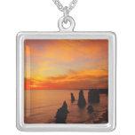 Sunset, Twelve Apostles, Port Campbell National Custom Jewelry