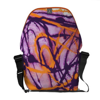 Sunset Twilight Messenger Bag