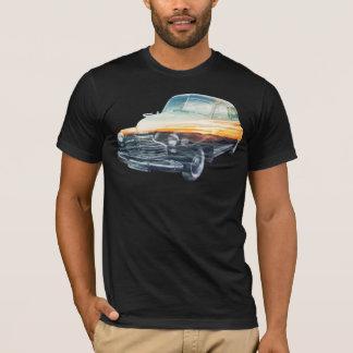 sunset vehicle double exposure T-Shirt