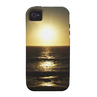 Sunset Vibe iPhone 4 Cases