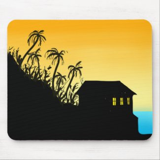 Sunset View Mousepad