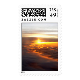 Sunset View Postage
