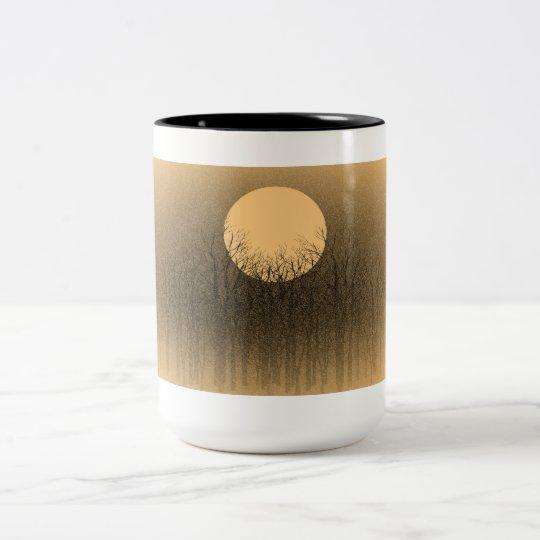 Sunset vintage Mugs