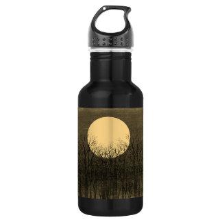 Sunset Vintage Water Bottle