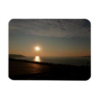 Sunset Vinyl Magnets