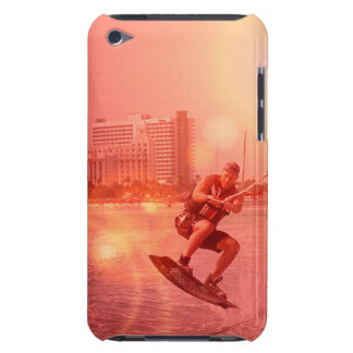 Sunset Wakeboarder iTouch Case iPod Touch Cover
