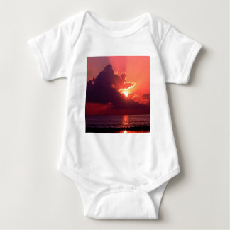 Sunset Waning Rays Florida T Shirt