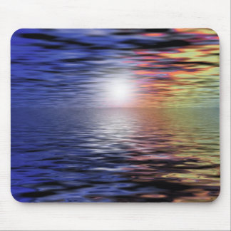 Sunset Waters Mouse Pad