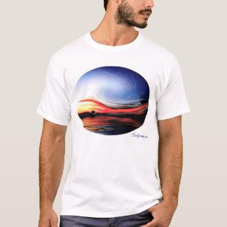 Sunset Wave Shirt