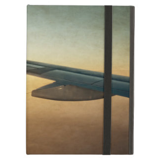 Sunset wing cover for iPad air