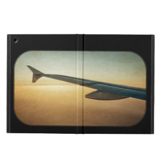 Sunset wing iPad air cover