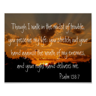 Psalms for protection from enemies
