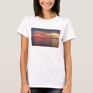 Sunset women's t shirt