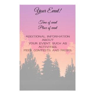 Sunset Woods Flyer