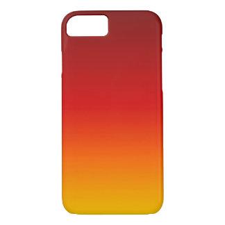 SUNSET (yellow orange evening color fade) ~ iPhone 7 Case