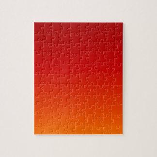 SUNSET (yellow orange evening color fade) ~ Jigsaw Puzzle