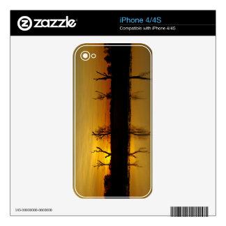 Sunset, Yellow Water Billabong 2 iPhone 4S Decal