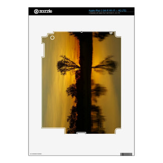 Sunset, Yellow Water Billabong Skins For iPad 3