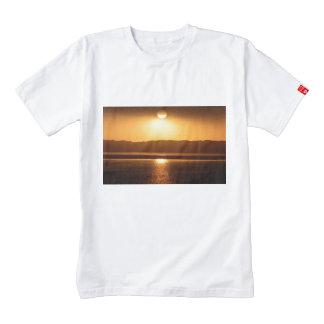 Sunset Zazzle HEART T-Shirt