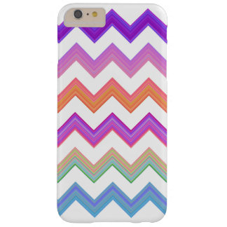 Sunset zigzag barely there iPhone 6 plus case