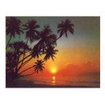 Sunsetisland Post Card