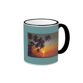 Sunsetisland Tazas De Café