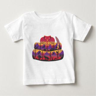 SunsetRattlerDesign Baby T-Shirt