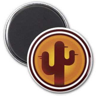sunsetriders-button 2 inch round magnet