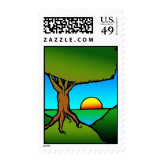 SunSetRise1 Stamps