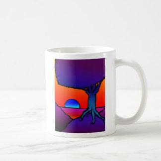 SunSetRise2 Tazas De Café