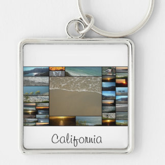 Sunsets and Sand Keychain