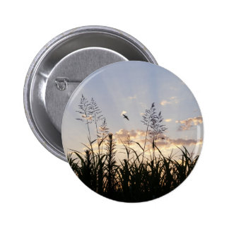 Sunsets and Serenity 2 Inch Round Button