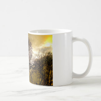 Sunsets and Silhouettes Coffee Mug