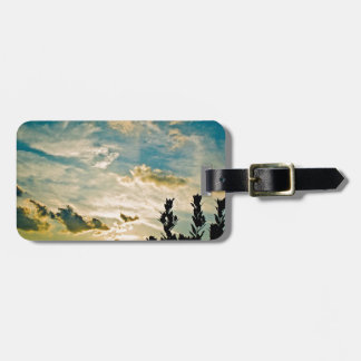 Sunsets and Silhouettes Luggage Tag
