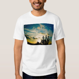 Sunsets and Silhouettes Shirts