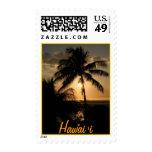 Sunsets Hawai'i Stamp
