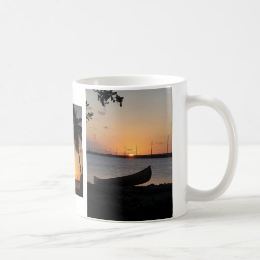 Sunsets in the Florida Keys Classic White Coffee Mug