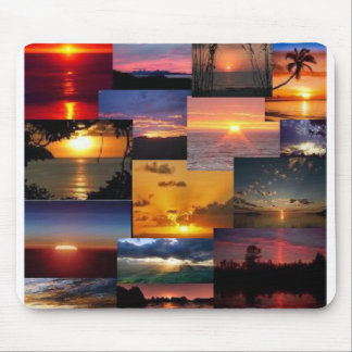 Sunsets Mouse Pad