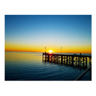 Sunsets_Over_The_Ocean,_ Postcard
