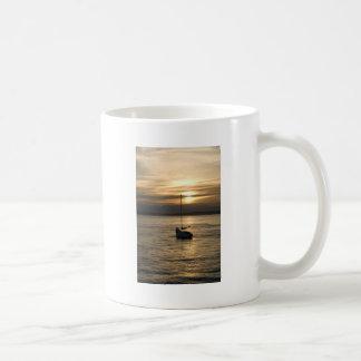 SunsetSailboat051709 Coffee Mug