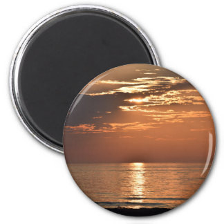 sunsetsomewhere.JPG Magnet